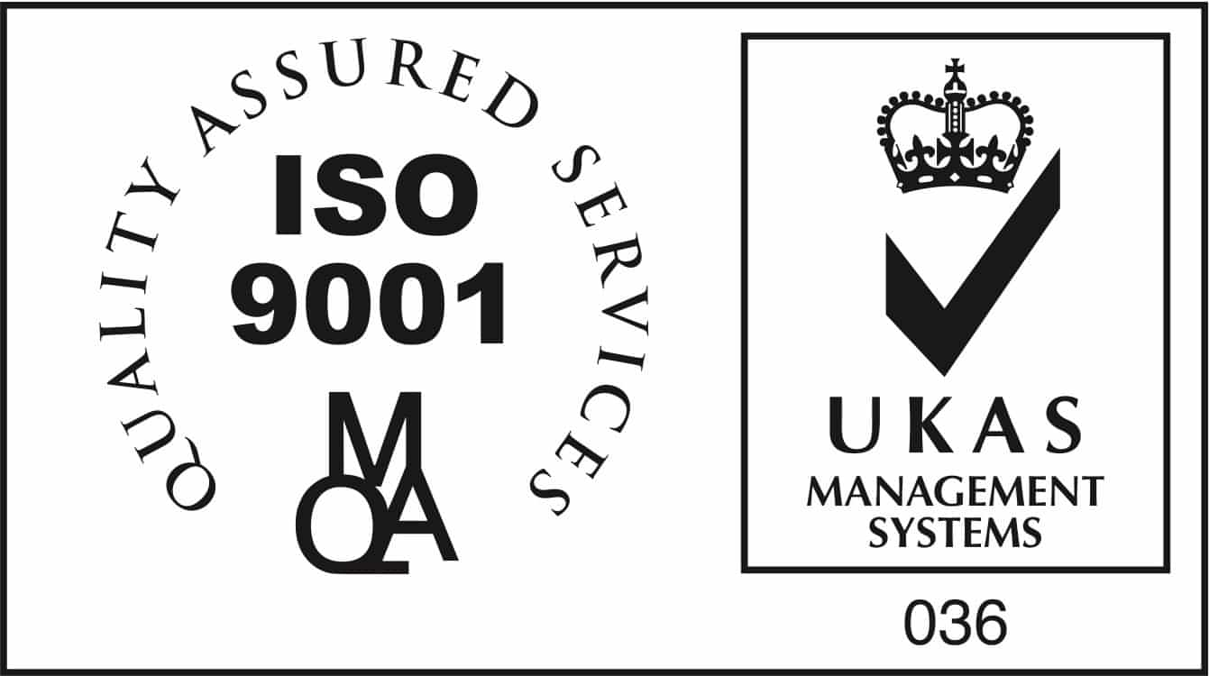 MQA ISO9001 Management logo