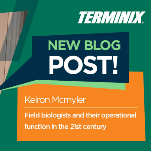 Field biologists and their operational function by Keiron Mcmyler